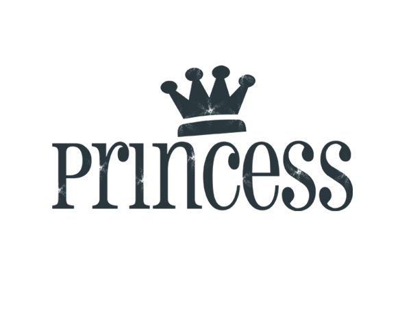 Картинки с надписью принцесса на английском языке