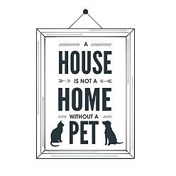 House Home Word Art