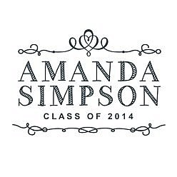 Amanda Simpson Word Art