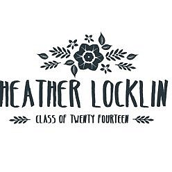 Heather Locklin Word Art