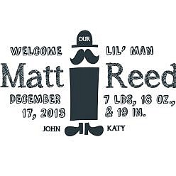 Matt Reed Word Art