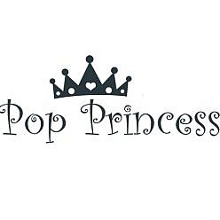 Pop Princess Word Art