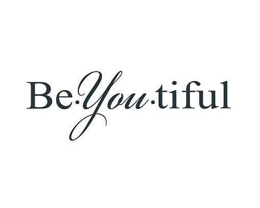Be-You-tiful Word Art 1