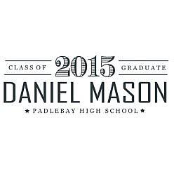 Daniel Mason Word Art