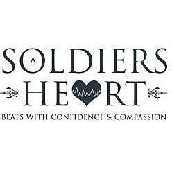 Soldiers Heart Word Art