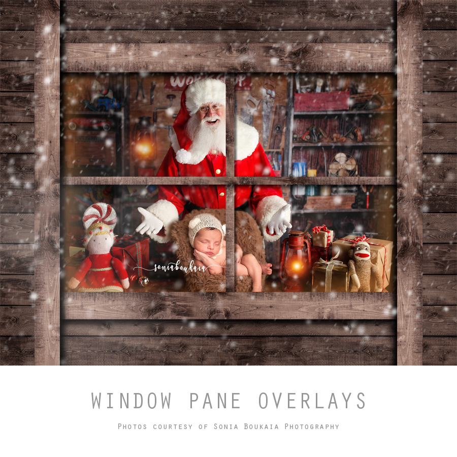 window pane overlays