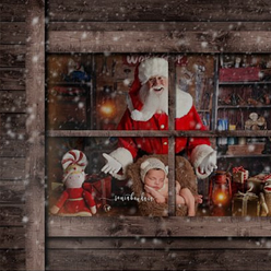 Christmas Winter Overlays